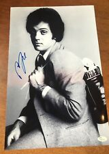 "BILLY JOEL SIGNED CLASSIC VINTAGE 11"" X 17"" PHOTO CERTIFIED WITH JSA COA"