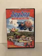 Jay Jay the Jet Plane Adventures in Learning DVD Children Animated 2002