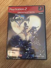Kingdom Hearts Greatest Hits Ps2 Playstation 2 Complete + Memory Card NG2