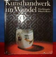 28897 Fritz Lottatore G. Beyer Fatto a Mano IN Wandel 30 Anni Arte IN Il DDR