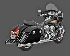 Colas escape Indian Chieftain-roadmaster Vance & Hines Classic Slip-on Mufflers