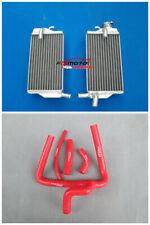 For Honda CR250R CR250 CR 250 R 2002-2004 Aluminum Radiator & Hose 02-04 03 04