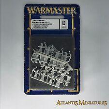 High Elf Archers Blister - OOP - Warmaster Warhammer C953