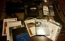 2009 LINCOLN MKX OWNERS MANUAL OWNER'S SET + NAV / SYNC