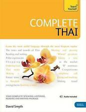 Complete Thai Beginner to Intermediate Course: Learn to read, write, speak and u
