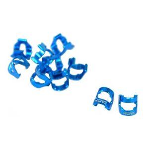 KCNC Cable Housing Clip , Blue