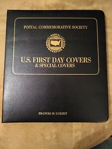 Postal Commemorative Society U.S. First Day Covers and Special Covers1976 12 pge