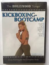Jeanette Jenkins The Hollywood Trainer Kickboxing Bootcamp DVD (2003) BRAND NEW