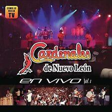 Cardenales De Nuevo Leon : En Vivo 1 CD