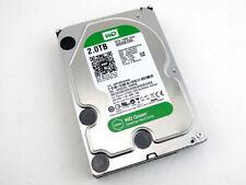 Western Digital Green WD20EZRX 2TB Hard Drive Disk 5400 RPM 3.5 Inch SATA