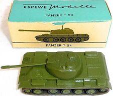 T 54 Armee Panzer DDR VEB ESPEWE Berlin OVP H0 #HN5 å