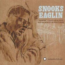 New Orleans Street Singer [Bonus Tracks] by Snooks Eaglin (CD, Aug-2005,...