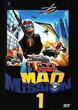 Mad Mission 1 ( Actionkomödie ) von Eric Tsang mit Karl Maka, Tsui Hark, Sam Hui