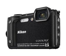 Nikon COOLPIX W300 16.0MP Digital Camera - Black