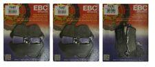 EBC Blackstuff Standard Brake Pads FA407 Front BMW R 1150 GS Adventure 2002