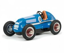 Schuco Mercedes-Benz Studio I #8 blue sheet clockwork car Limited 500 450111800