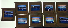 Vintage 35mm Kodachrome slides Marine Land of the Pacific CA 1960 lot of 9