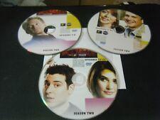 How I Met Your Mother - Season 2 (DVD, 2007, 3-Disc Set) - Discs Only!!!