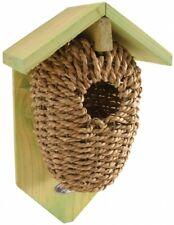 Nestbeutel pour la Wren Herbiers Incubateur Nichoir à Oiseaux 15x10x26cm