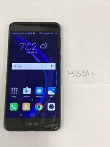 Huawei Honor 8 - FRD-L09 - 32GB - Midnight Black (Unlocked) (4331c)