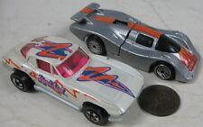 Vintage Die-Cast 1979 Kool-Aid Corvette Hot Wheels & 1983