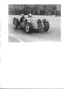 PHOTOGRAPHS  COMOTTI and ROUX Car No 147 DELAHAYE V12 4.5-Litre MILLE MIGLIA