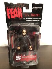 "Mezco 3 3/4"" Jason Voorhees (Cinema Of Fear, Friday The 13th, MOC, Rare)"