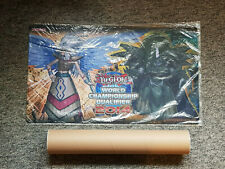 More details for yugioh world championship qualifier 2014 playmat guardian eatos dreadsycthe wcq