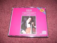 Yo-Yo Ma / J.S. Bach, 2 CD set w booklet