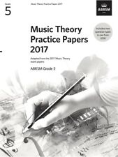 ABRSM Music Theory Past Papers 2017 Grade 5
