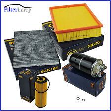 Inspektionspaket Filtersatz Filter-Set  VW Passat 3BG 1,9 & 2,0 TDI ab 2002