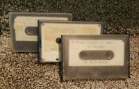 Christian Cassette Tapes, Lot Of 3