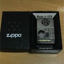 ZIPPO / Kodansha Yanmaga 30th Anniversary / みなみけ(Minamike)  / From Japan