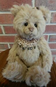 Concerto - 2019 Charlie Bears Isabelle Collection mohair teddy 30cm