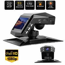1080P Car Dash Cam IR Night Vision Dashboard Camera Parking Monitor WDR G-Sensor