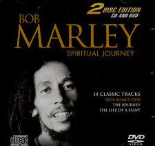 Bob Marley - Spiritual Journey (2007) double Disc. 1 CD & 1 DVD