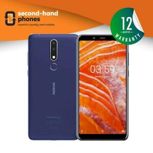 Nokia 3.1 Plus (2018) 16GB 32GB Blue/White/Grey Unlocked Android Brand New