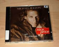 CD Album - Michael Bolton - Timeless - The Classics : To Love Somebody ..