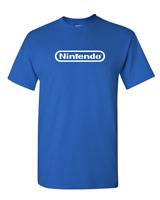 Nintendo Gamer T Shirt video game t shirt,super Mario t shirt