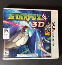 Star Fox 64 3D [ StarFox 64 / First Print ] (3DS) USED