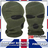 Balaclava Green Mask Winter Ski Hat Neck Warmer SAS Style Army 3 Hole Thinsulate