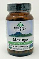 Organic India Moringa 350 mg 90 Veg Caps