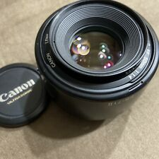 Canon EF 50mm f/1.4 USM Lens - with Hood