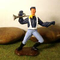 Timpo Toys Made in GT.Britain US.Nordstaaten Nordstaatler Infanterie Soldat