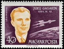Scott # C221 - 1962 - ' Yuri A. Gagarin '