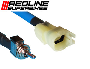 Switched SCS DLC Service Connector For Honda Motorcycles