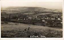 Shipham near Churchill & Cheddar. General View.