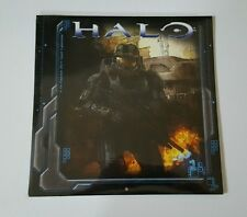 Halo - 2011 Calendar, New, Free Shipping