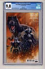 DC's Dark Nights: DeathMetal LOTDK #1 Kaare Andrews Variant Cover CGC 9.8