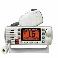 Standard Horizon Eclipse Gx1300 Fixed-Mount Class D Dsc Vhf Radio New White